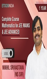 JEE Main & Advanced Complete Course Mathematics by NS Sir